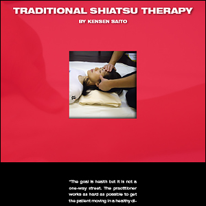 Traditional Shiatsu Therapy Sample Chapters 1-3