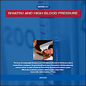 Shiatsu and High Blood Pressure