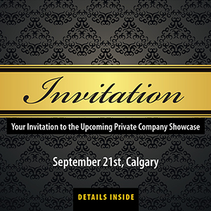 Canadian Stock Exchange Invitation