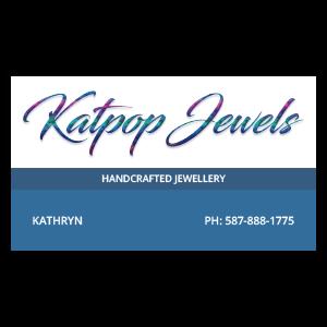 Katpop Jewels Business Card
