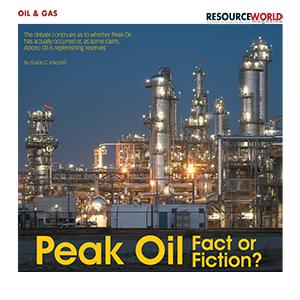 Peak Oil Fact or Fiction?